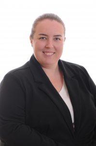 Lisa Petrie - Receptionist at Roger Davis